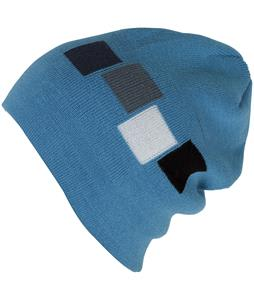 Foursquare 4Color Icon Beanie Bluebird