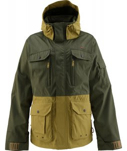 Foursquare Adams Snowboard Jacket Portland Pine