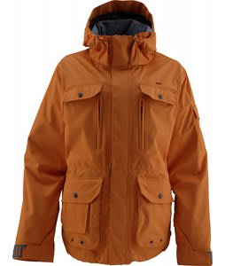 Foursquare Adams Snowboard Jacket Sierra Sunset