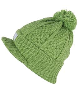 Foursquare Cable Visor Beanie Leaf