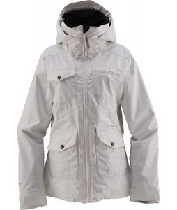 Foursquare Chrissy Snowboard Jacket Mont Blanc