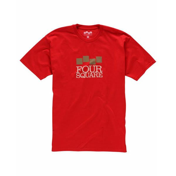 Foursquare Classic Stack T-Shirt