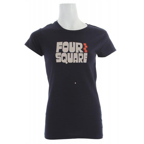 Foursquare Fourquish T-Shirt