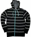 Foursquare Heather Stripes Hoodie - thumbnail 1