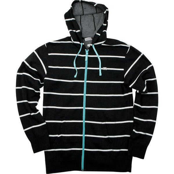Foursquare Heather Stripes Hoodie