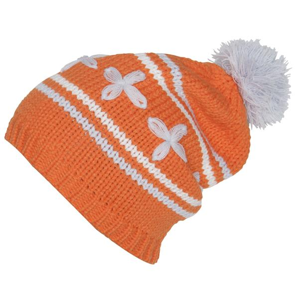 Foursquare Leaf Icon Beanie