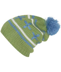 Foursquare Leaf Icon Beanie Sulphur Spring