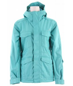 Foursquare Melissa Snowboard Jacket Helsinki Blue