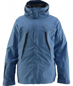 Foursquare Melnik Snowboard Jacket Bluebird