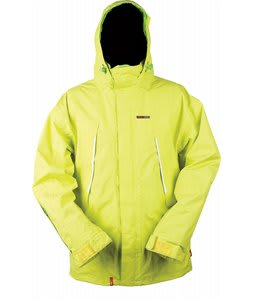 Foursquare Melnik Snowboard Jacket Citron