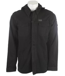 Foursquare Mili Jacket Blacktop