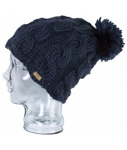 Foursquare Mop Top Beanie Midnight Blue