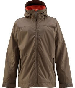 Foursquare Myers Snowboard Jacket Walnut
