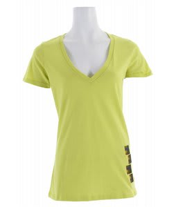 Foursquare Pixel V Neck T-Shirt Sulphur Springs