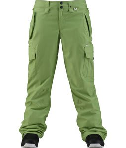 Foursquare Sammoff Snowboard Pants Leaf