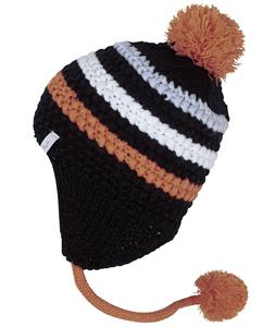 Foursquare Skinny Chick Beanie Blackout