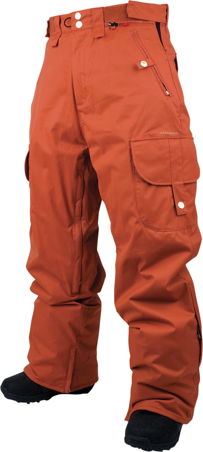 Shop for Foursquare Sprinkles Snowboard Pants Regal - Men's