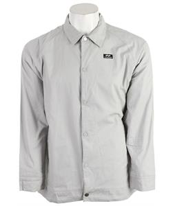 Foursquare Station Jacket Granite