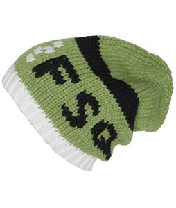 Foursquare Stripe Beanie Leaf