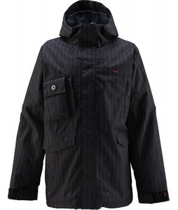 Foursquare Wright Snowboard Jacket Boned Arrow Blackout
