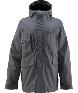 Foursquare Wright Snowboard Jacket Overcast