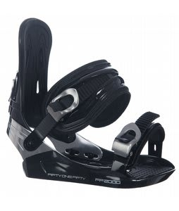 5150 2000 Snowboard Bindings Black Mens