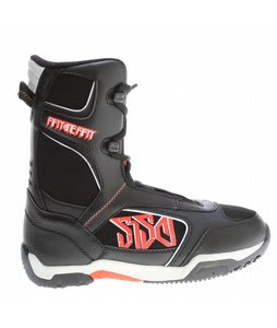 5150 Brigade Snowboard Boots Black