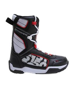 5150 C11 Brigade Snowboard Boots Black