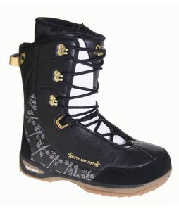 5150 Dynasty Snowboard Boots Black Womens