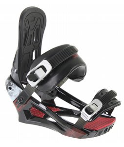 5150 Exo Snowboard Bindings Black