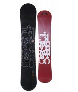 5150 Movement Snowboard 155 Mens