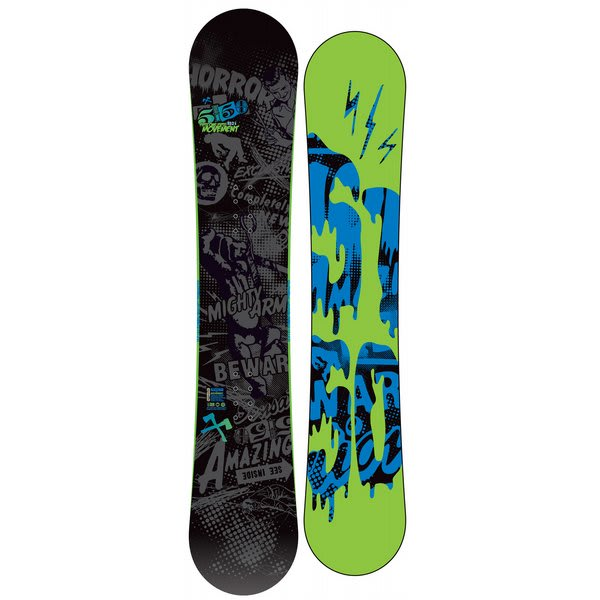 5150 Movement Snowboard