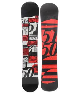 5150 Movement Snowboard 152