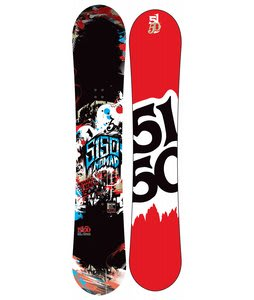 5150 Nomad Wide Snowboard