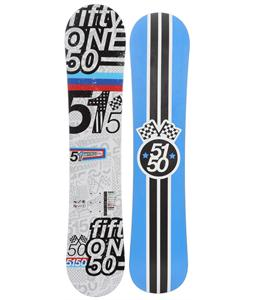 5150 Shooter Snowboard 138