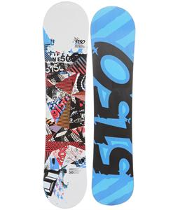 5150 Shooter Snowboard 108