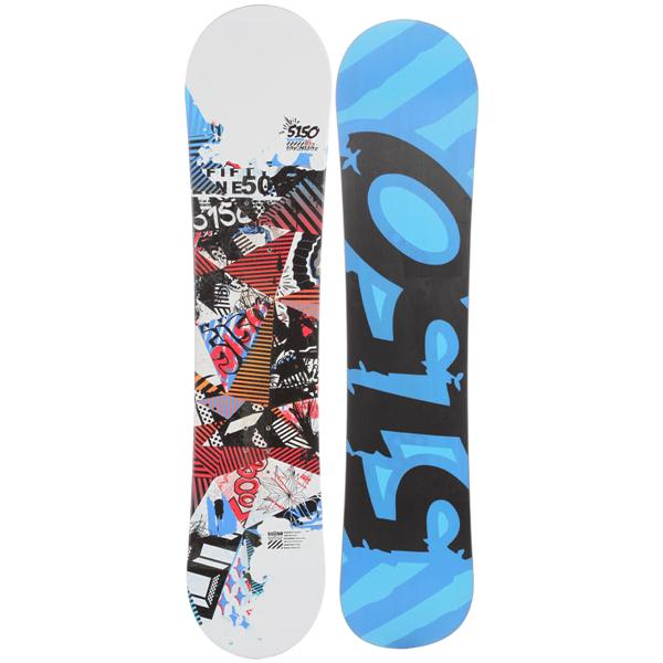 5150 Shooter Snowboard
