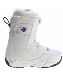5150 Sienna BOA Snowboard Boots White