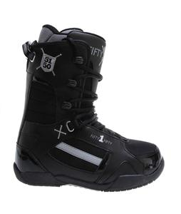 5150 Squadron Snowboard Boots Black