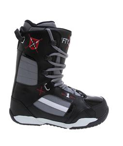 5150 Squadron Snowboard Boots Black/Gray