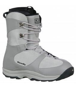5150 Squadron Snowboard Boots Grey Mens