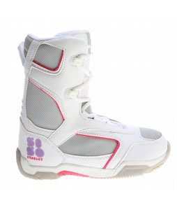 5150 Starlet Snowboard Boots White