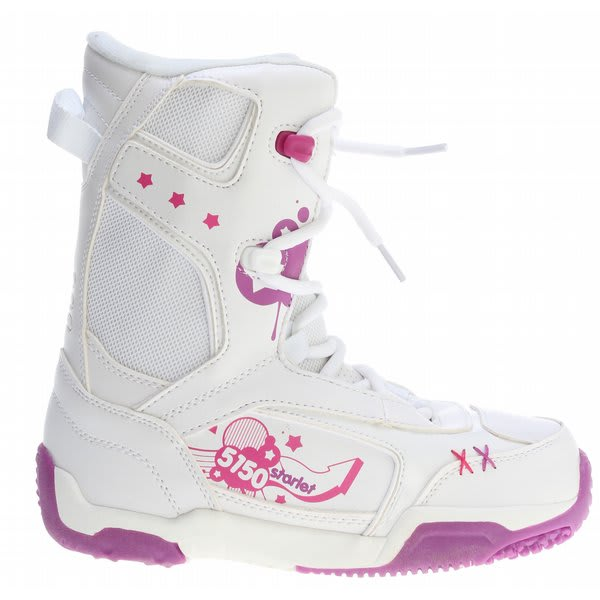 5150 Starlet Snowboard Boots