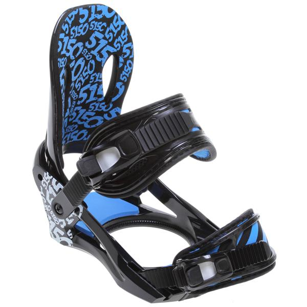 5150 Strato Snowboard Bindings