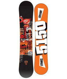 5150 Stroke Snowboard 161