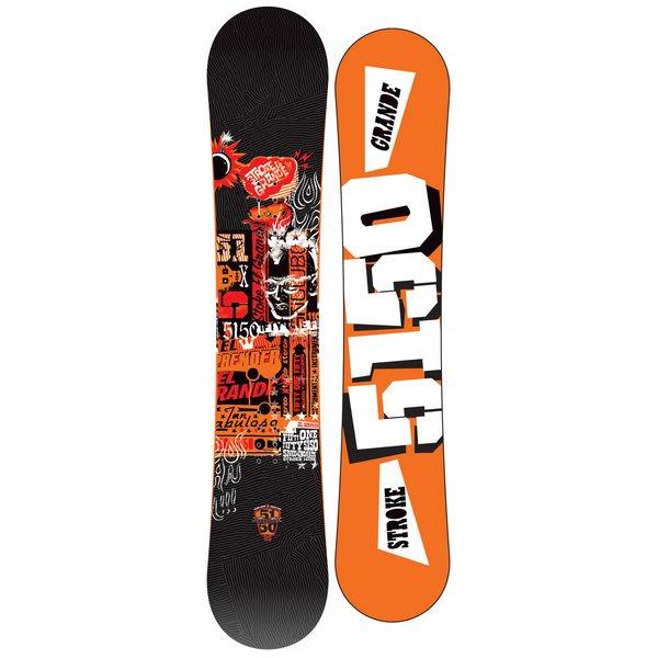 5150 Stroke Snowboard