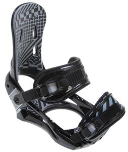 5150 Thermo Snowboard Bindings Black