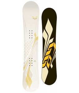 5150 Velour Snowboard 153 Womens