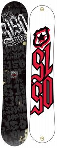5150 Vice Wide Snowboard