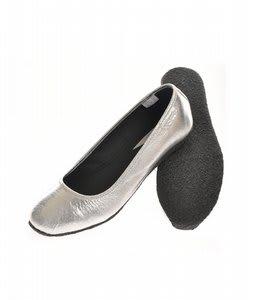 Gravis Luci Skate Shoes Silver